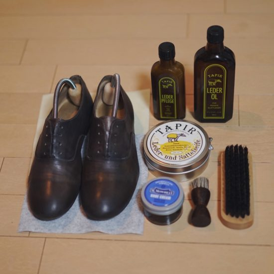 【バイヤーのコラム】靴磨きに目覚めたキッカケは同じ形の違う靴