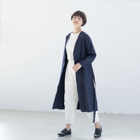 【数量限定】当店オリジナルのスプリングコートが登場!春のコーデに自信が持てる1着を作りました♪