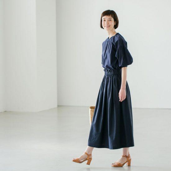 【数量限定】香菜子さんと作った3WAYスカートが新登場!さらに、人気のコラボトップスが再入荷しました♪