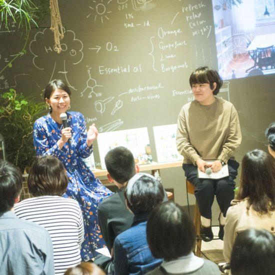 【イベントレポート】名古屋の「garage NAGOYA」で店長佐藤のトークイベントを行いました!