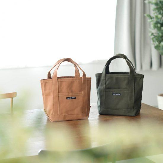 【再入荷】昨年大人気だった、marimekkoミニトートの春限定カラー2色が再入荷しました!