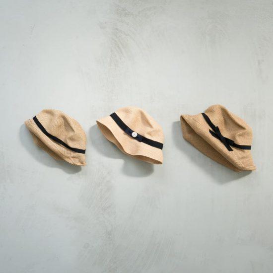 【再入荷】mature ha.の麦わら帽子3種が今年も入荷しました!