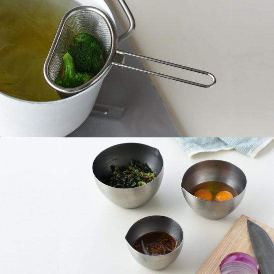 【新商品】毎日の調理効率をグンとあげてくれる、家事問屋のキッチンアイテムの登場です!