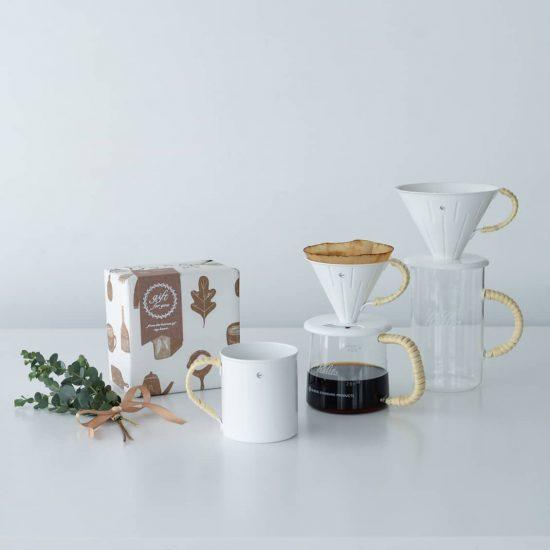 【リニューアル】あのラタンシリーズのコーヒーサーバーが、新しくなって登場!