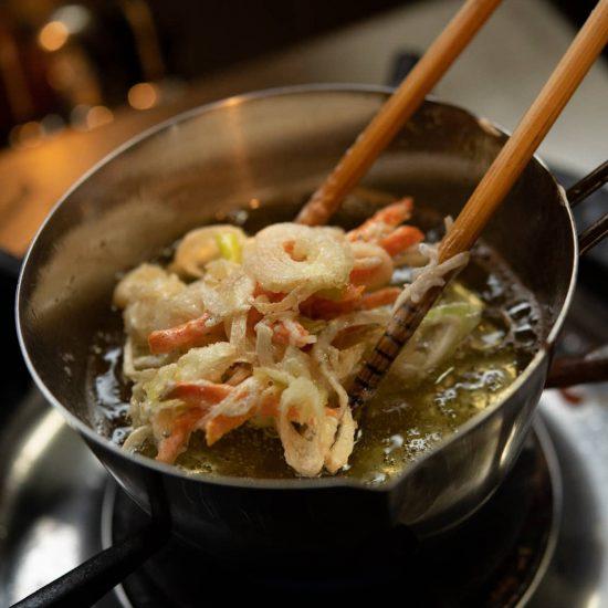 【まめまめしい暮らし】第2話:余った食材をおいしく使い切る「かき揚げ・味噌汁」の豆レシピ