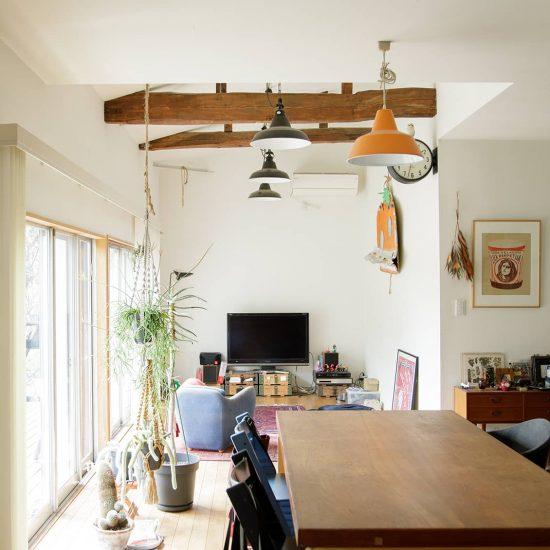 【訪ねたい部屋】第4話:住まいを変えて、動き出した。家が暮らしの中心になって思うこと