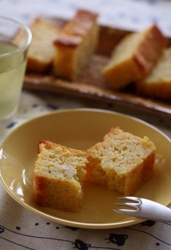 スウィートポテトケーキ -クラシノート第3弾 秋のレシピ−