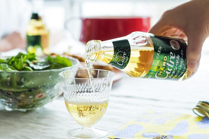 【タイアップ事例】キリンビール様「ハードシードル」とのお取り組みが公開されました