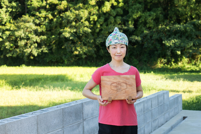 丹波の山奥にある「5年待ち」のパン屋。職人・塚本久美は旅をして、パンを焼く。