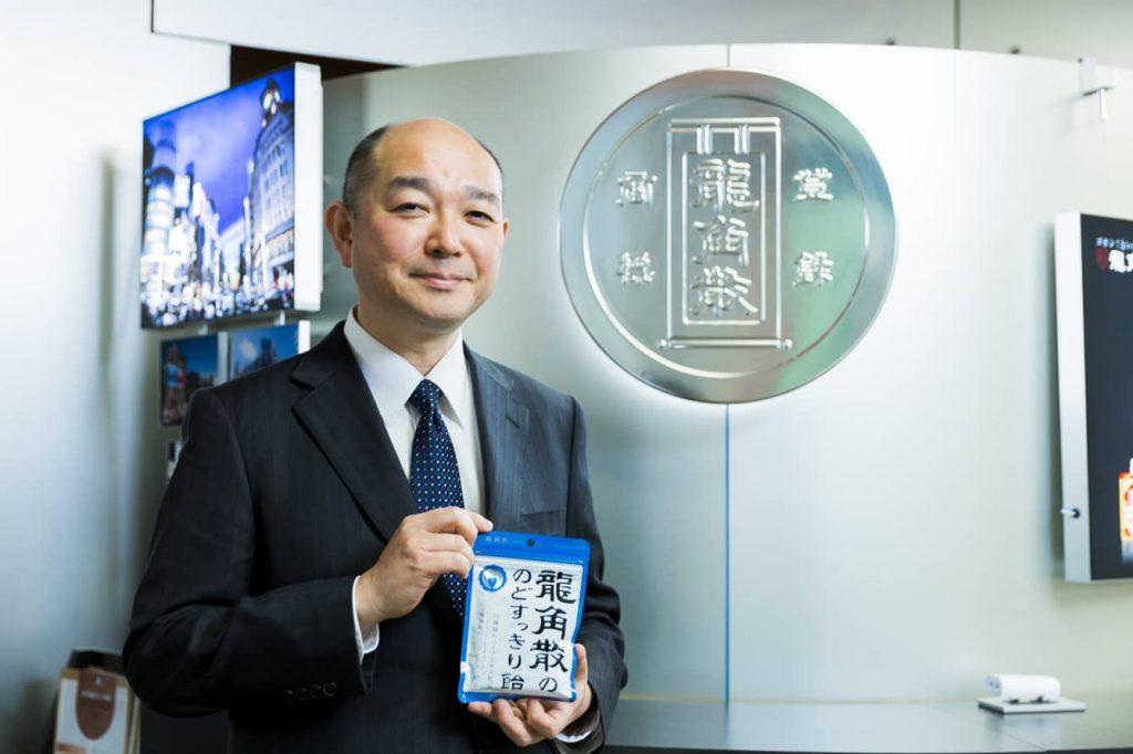 日本ののどを守り続けて200年 変わることのない存在意義は「人を助ける」製品づくり