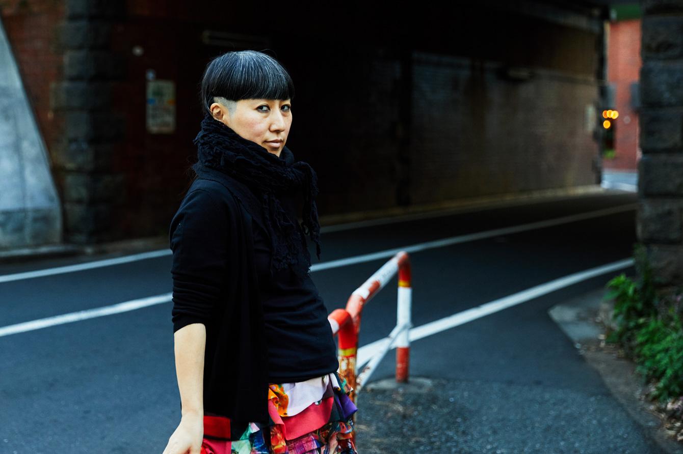世界的ブランドを渡り歩く、大森美希。N.Y在住ファッション