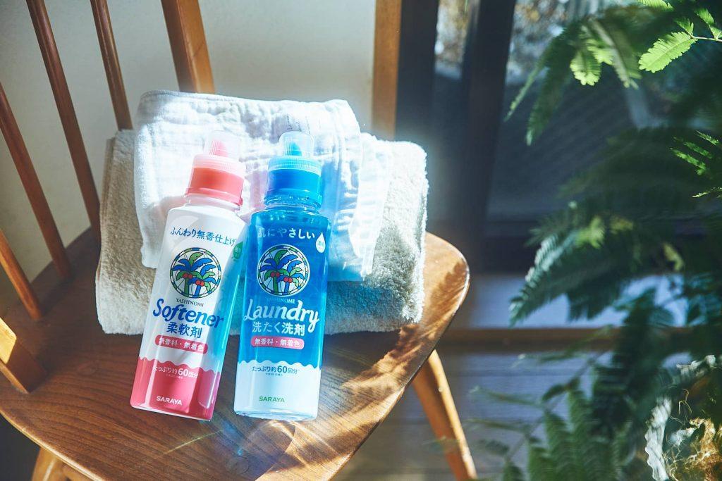 【タイアップ事例】サラヤ株式会社様「ヤシノミ洗たく洗剤・柔軟剤」とのお取り組みを公開しました