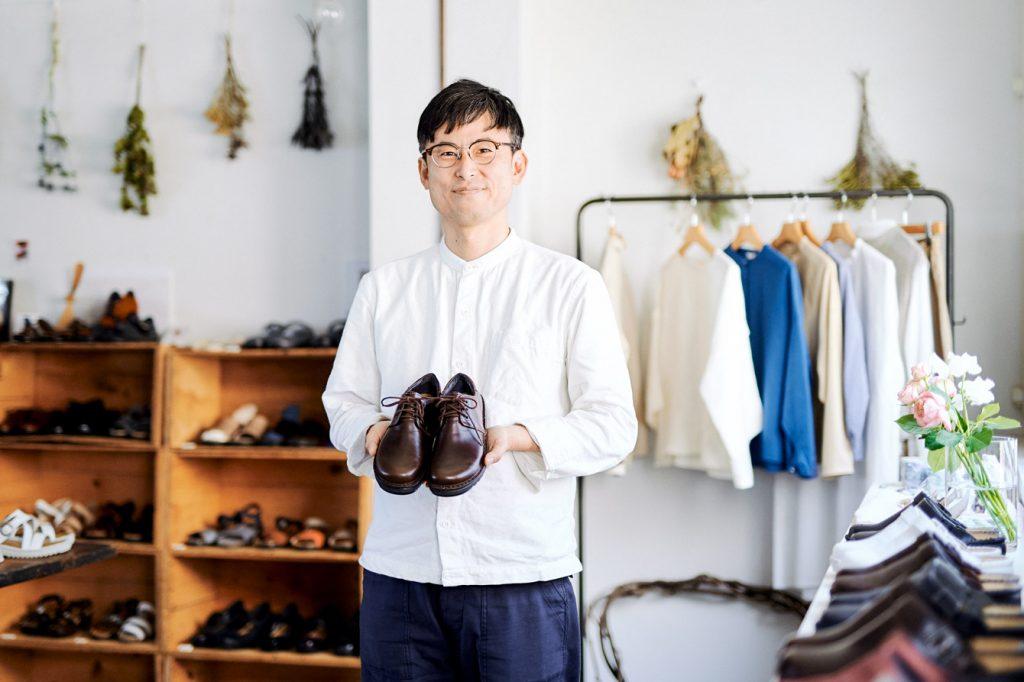 イスラエルで70年続く靴ブランド「NAOT」を日本で広めるloop&loop代表・宮川敦インタビュー前編